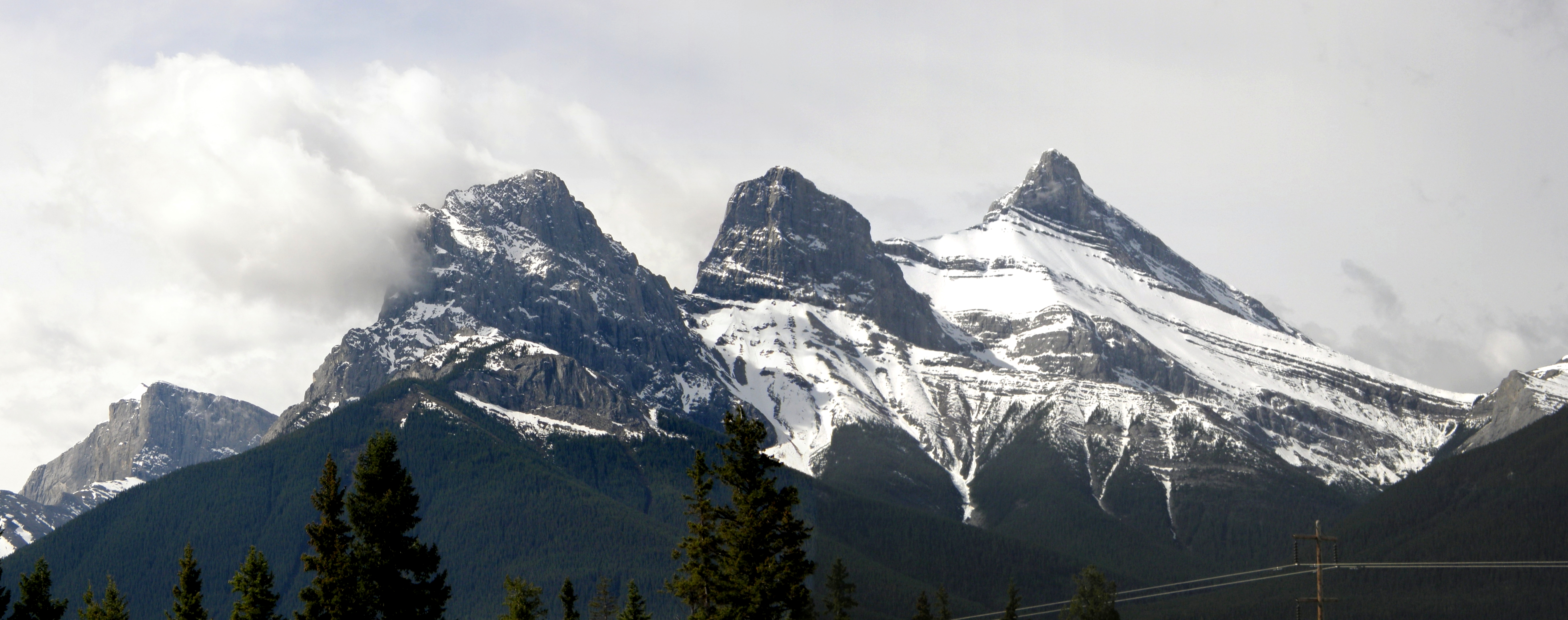 Three Sisters, Canmore (CAN)