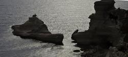Zkamenělá loď, Corsica (HR)