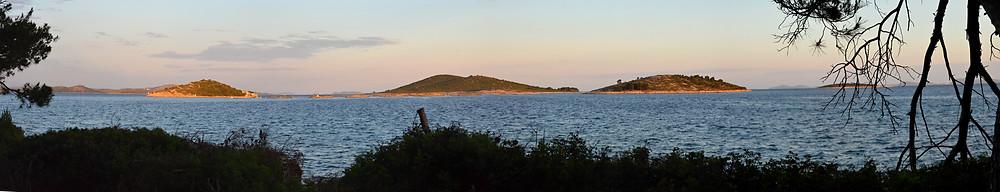 Klid opuštěného ostrova je pro relax ideální