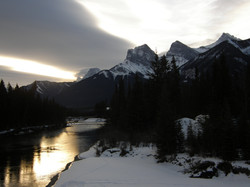 Bow River, Canmore (CAN)