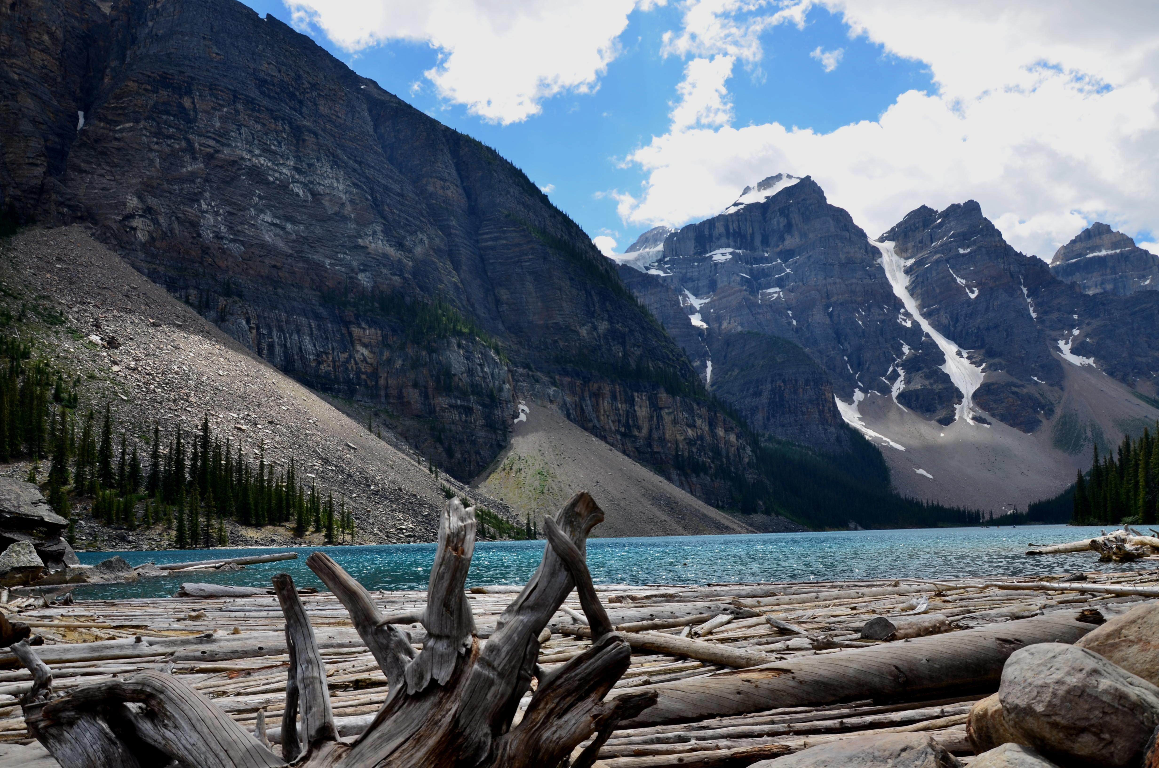 Moraine Lake, Alberta (CAN)
