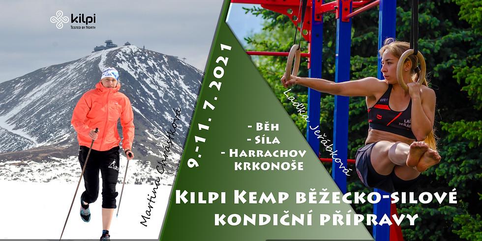 Kilpi Kemp běžecko-silové kondiční přípravy