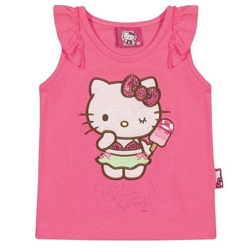 Regata Bebê - Pink - Hello Kitty