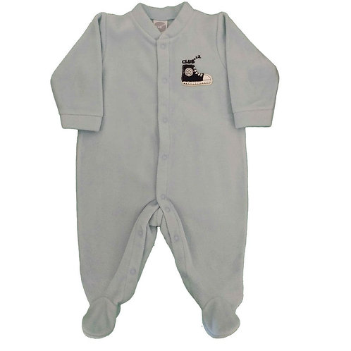 Macacão Soft Bebê - Piu Piu - Azul