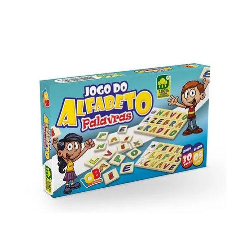 Jogo do Alfabeto Palavras - IOB Brinquedos