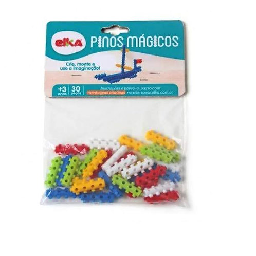 Pinos Mágicos 30 Peças - Elka