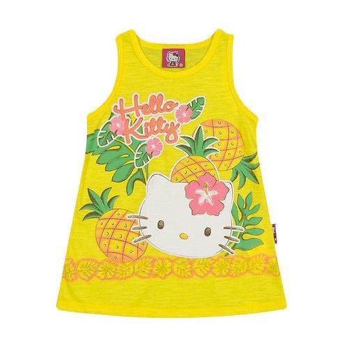 Regata Bebê - Amarelo - Hello Kitty