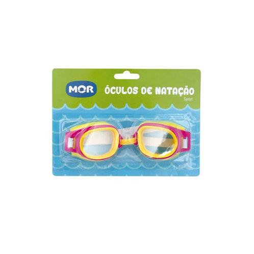 Óculos de Natação Infantil Sport - Mor - Rosa