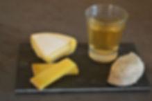 Dégustation thé et fromage