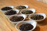 Les différentes couleurs de thé