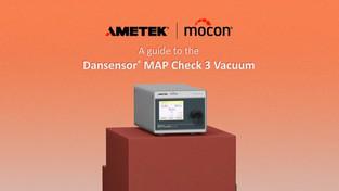 Dansensor MAP Check 3 Vacuum