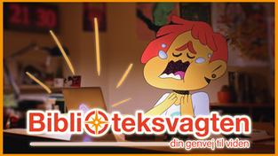 Biblioteksvagten - Promo