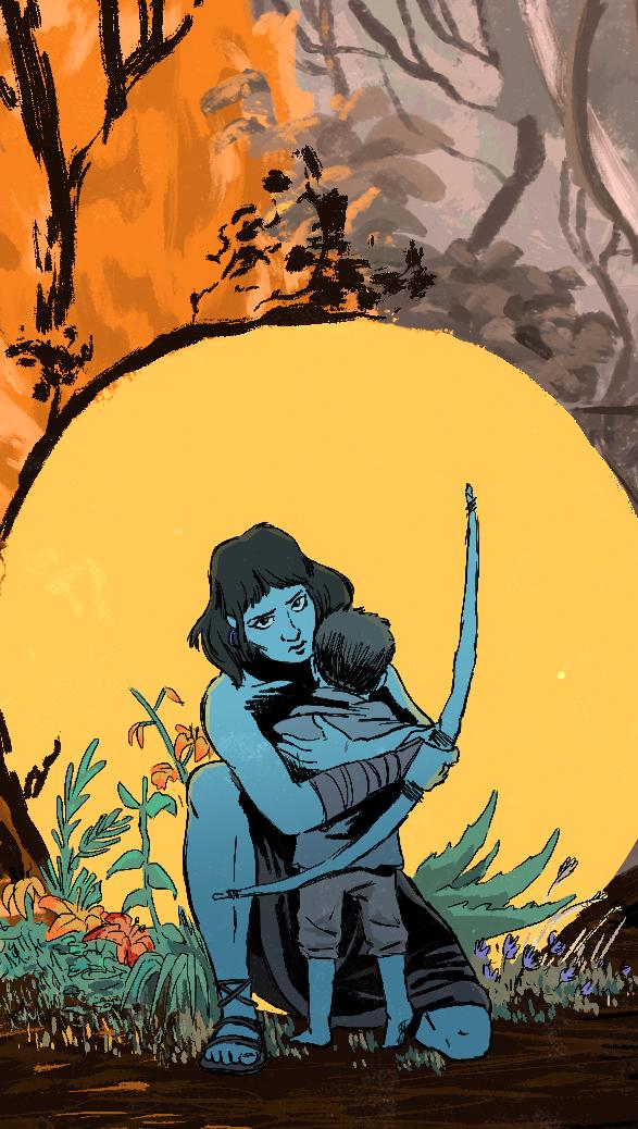 Mother, Wilderness
