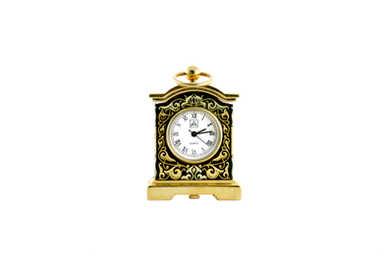41491 quartz mini clock