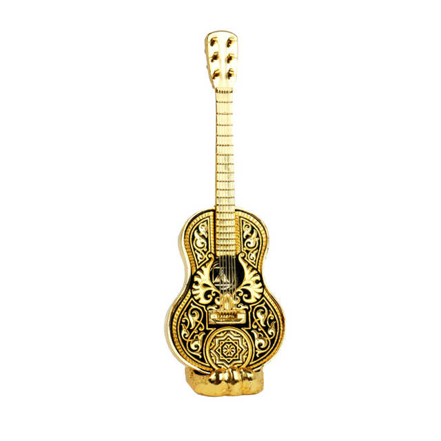 41662 spanish guitar replica with base
