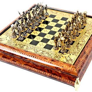 41089 tablero renacimiento con piezas cervantinas.
