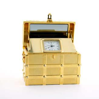 41867 trunk mini clock