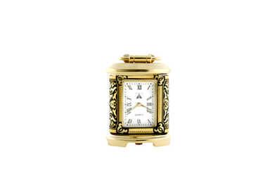 41494 quartz mini clock