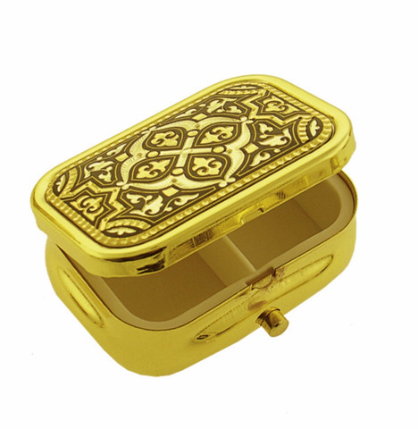 43009 pill box geometric