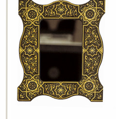 41371 classic photo frame and mirror