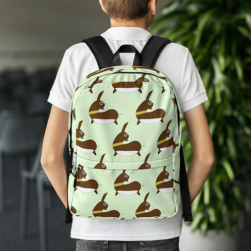 """Denis"" Donkey-Beans Backpack"