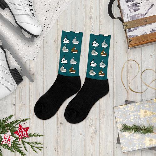 Donkey-Beans Socks