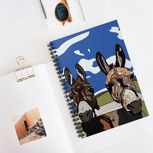 Danica D Spiral Notebook