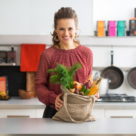 Healthy Living Blog Party Part I: Consultant Introductions