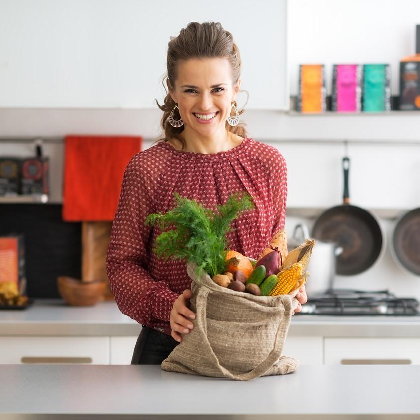 Functional Nutrition Talk By Marina Raban