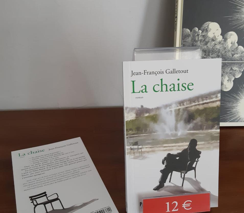 La chaise à Cavaillon