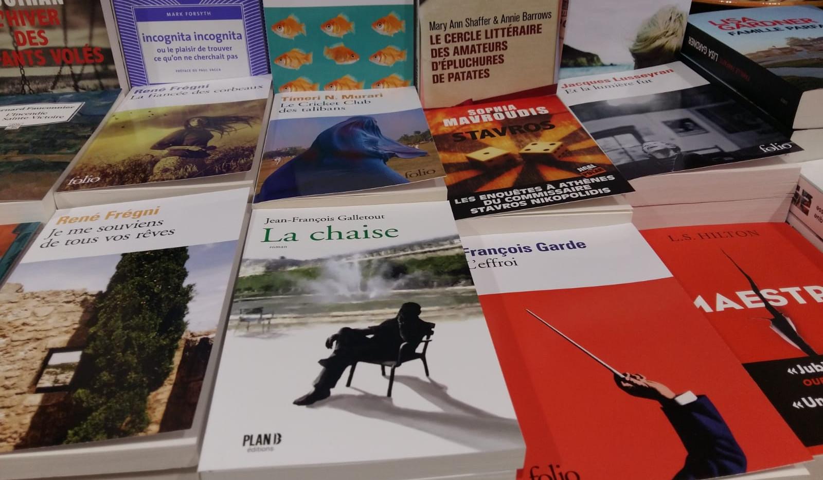 La chaise a Aix-en-Provence