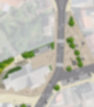 1828 ESQ AME f ad place du monument aux