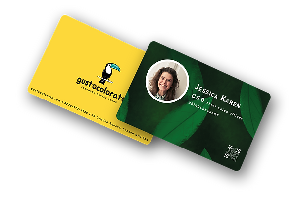 Free Plastic ID Card - Badge Mockup2f.pn