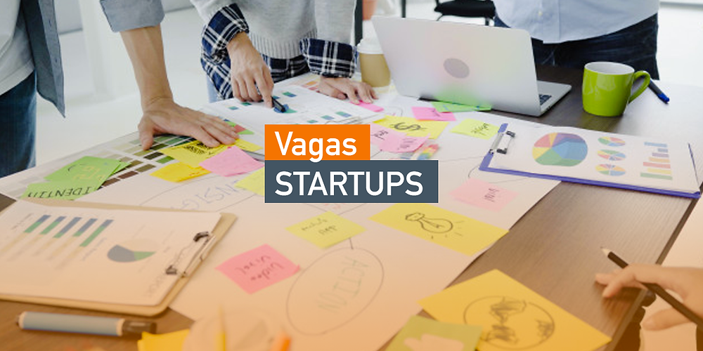 Vagas Startup