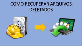 Apagou um Arquivo? Aprenda a Recuperar Arquivos Deletados.