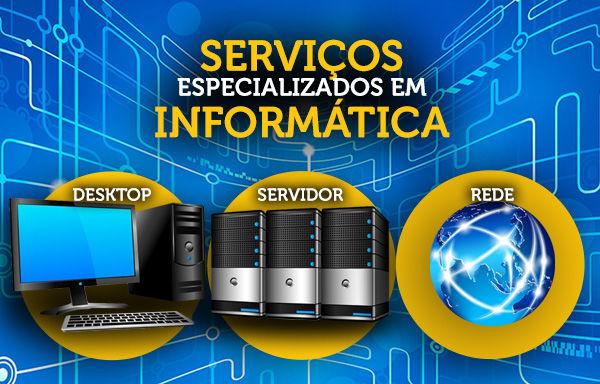 Serviços Especializados em Informática