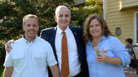 Matt wins DFL primary election!