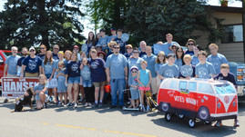 West St Paul Parade