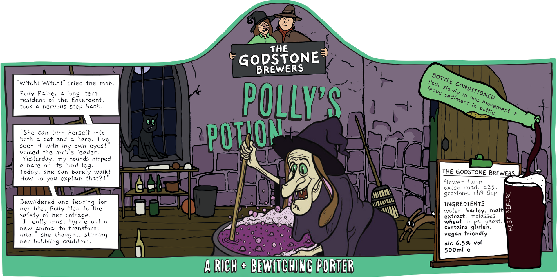 Polly's Potion