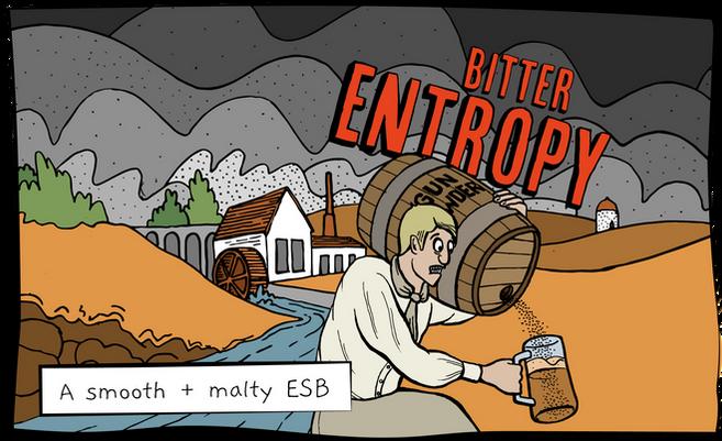Bitter Entropy