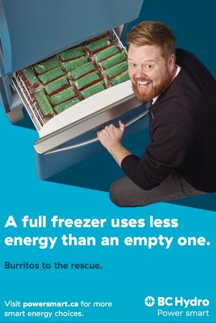 BC Hydro - Freezer