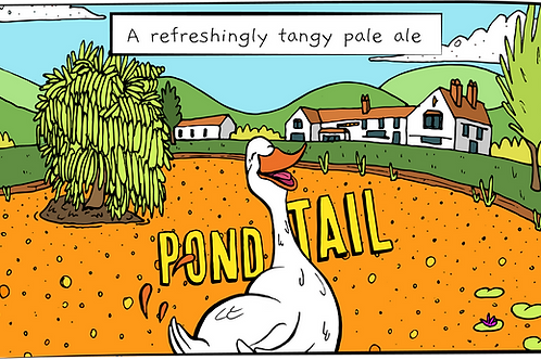 Pondtail Pale