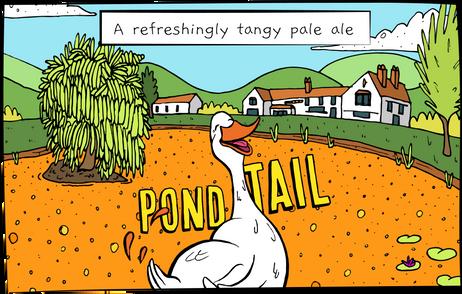 Pondtail