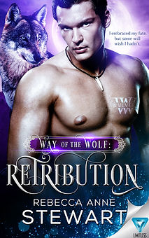 Way of the Wolf RETRIBUTION Front Cover.