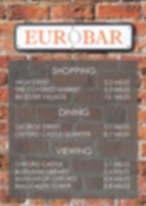 Eurobar Oxford