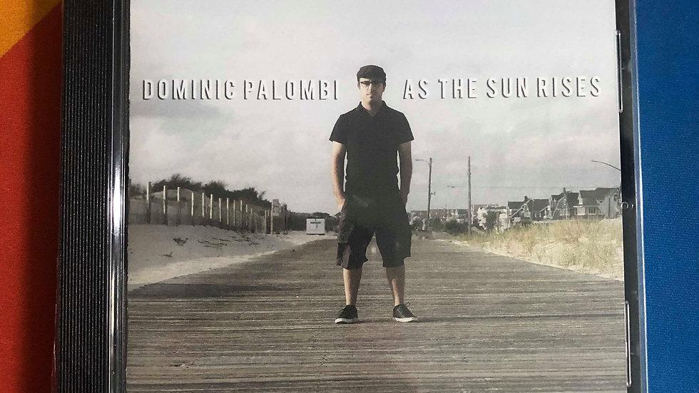 """""""As The Sun Rises"""" CD"""