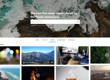 Our Top 7 Free Stock Video Resources for Marketers
