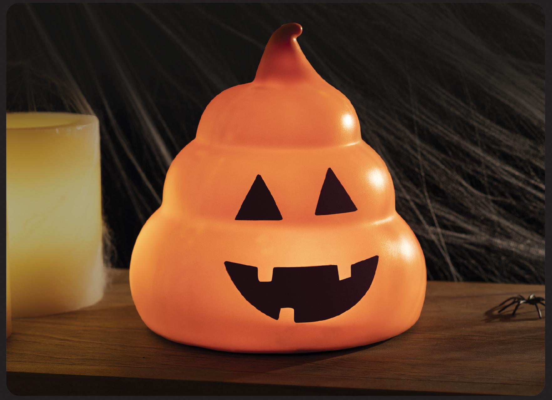 Poop-o-Lantern