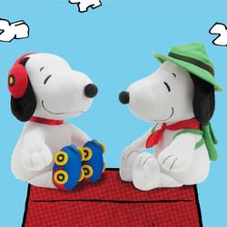 Oversized Snoopy Push