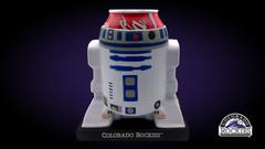 R2-D2 Figural Koozie